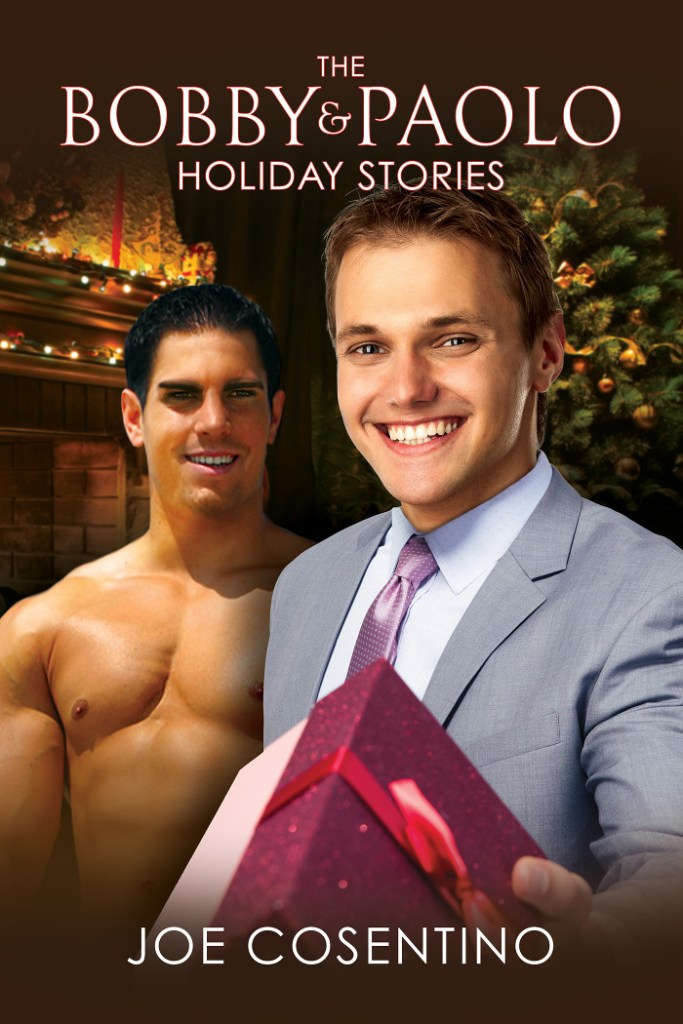 Book Cover: The Bobby and Paolo Holiday Stories