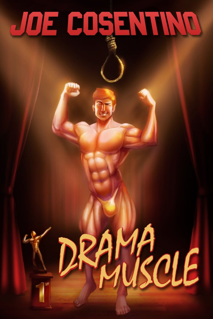 Book Cover: Drama Muscle