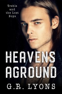 Book Cover: Heavens Aground