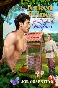 Book Cover: The Naked Prince and Other Tales from Fairyland