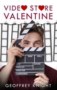 Book Cover: Video Store Valentine