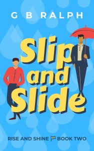 Book Cover: Slip and Slide