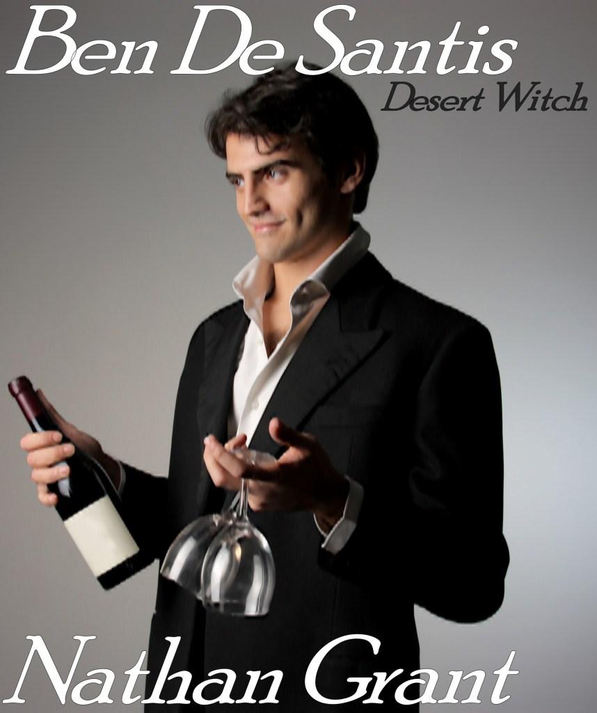 Book Cover: Ben De Santis