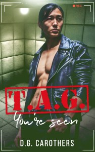 Book Cover: T.A.G. You're Seen