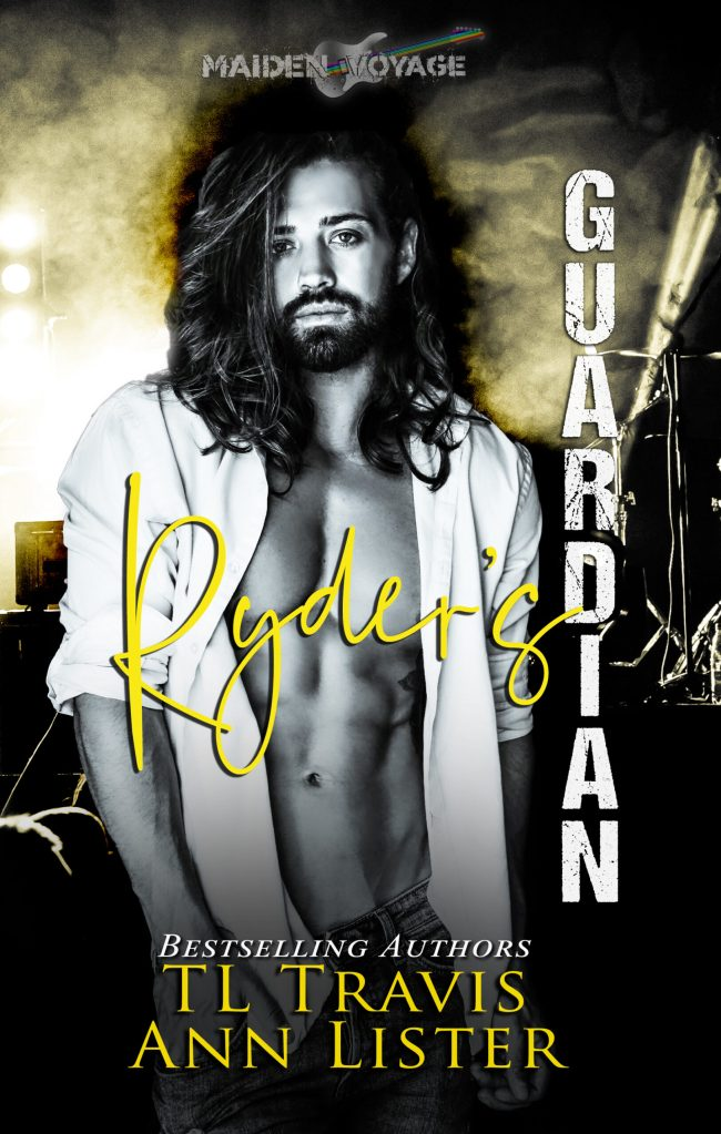 Book Cover: Ryder's Guardian