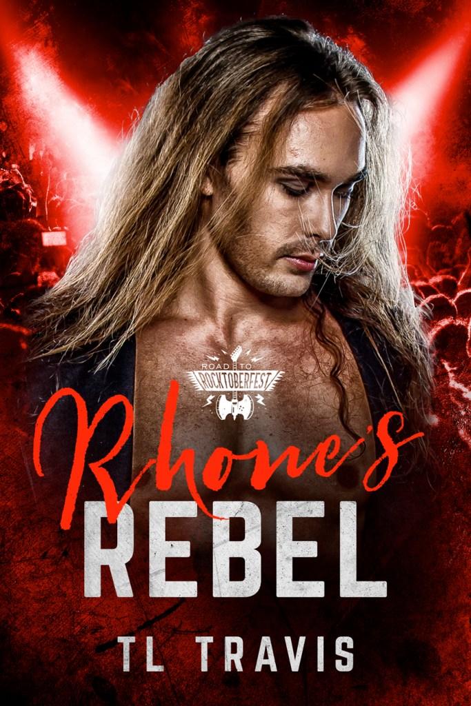 Book Cover: Rhone's Rebel