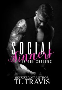 Book Cover: Social Sinners: In the Shadows