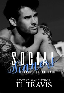 Book Cover: Social Sinners: Beyond the Curtain