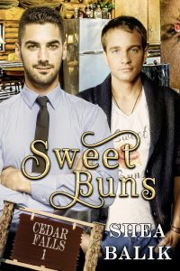 Book Cover: Sweet Buns