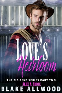 Book Cover: Love's Heirloom