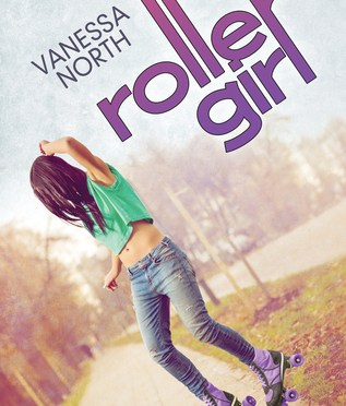 New Release Spotlight: <em>Roller Girl</em> by Vanessa North
