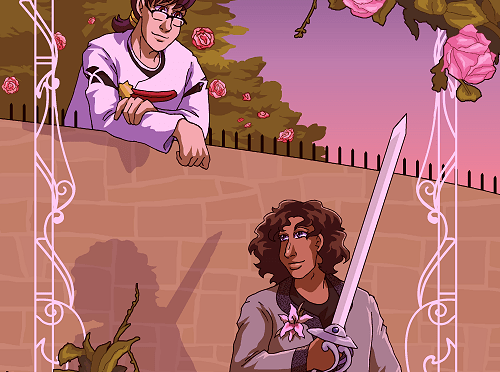 Guest Post: Erin Ptah on <em>Leif & Thorn</em> and How You Can Help Get it to Print!