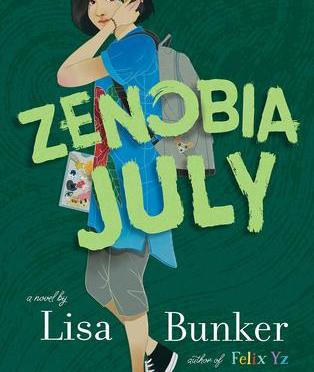 New Release Spotlight: <em>Zenobia July</em> by Lisa Bunker