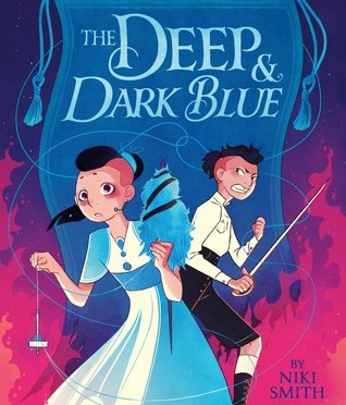 New Release Spotlight: <em>The Deep & Dark Blue</em> by Niki Smith