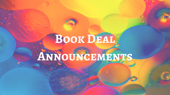 October 2020 Book Deal Announcements