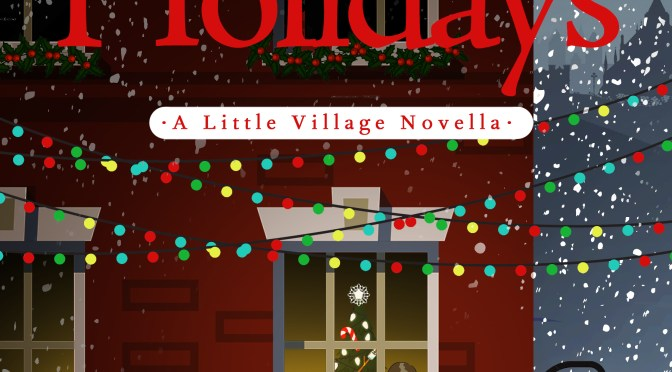 Exclusive Cover Reveal: <em>Handmade Holidays</em> by Nathan Burgoine