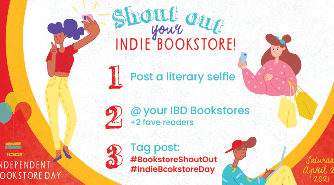 Happy (Upcoming) Independent Bookstore Day!