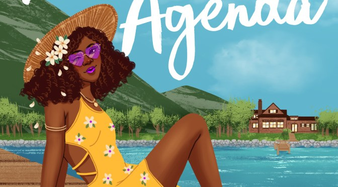 Exclusive Cover Reveal: <em>The Romantic Agenda</em> by Claire Kann