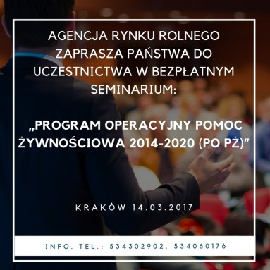 Plakat - Kraków