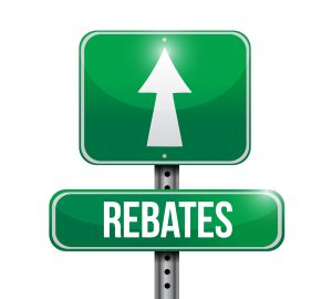 water heater rebates