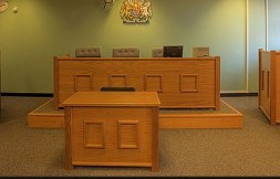 Council Tax court room