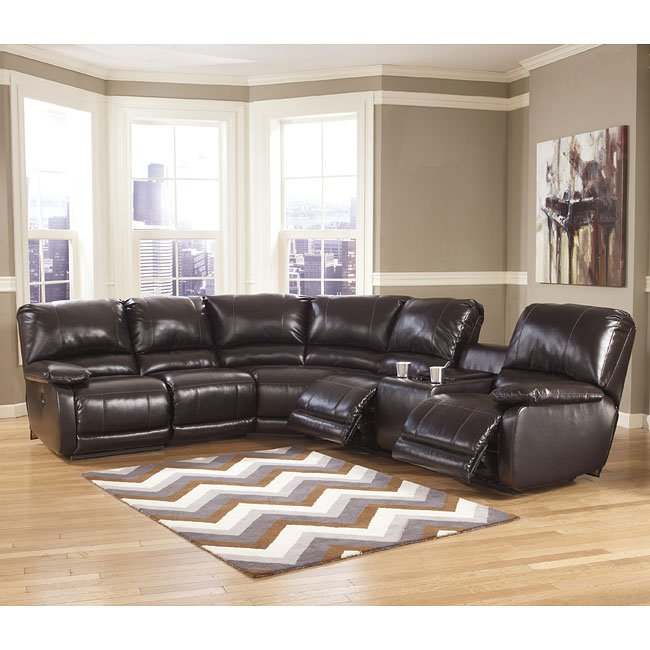 Capote DuraBlend Sectional W Right Facing Loveseat
