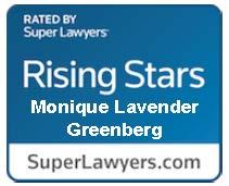 Badge for Monique Lavender Greenberg in Miami, FL | Super Lawyers