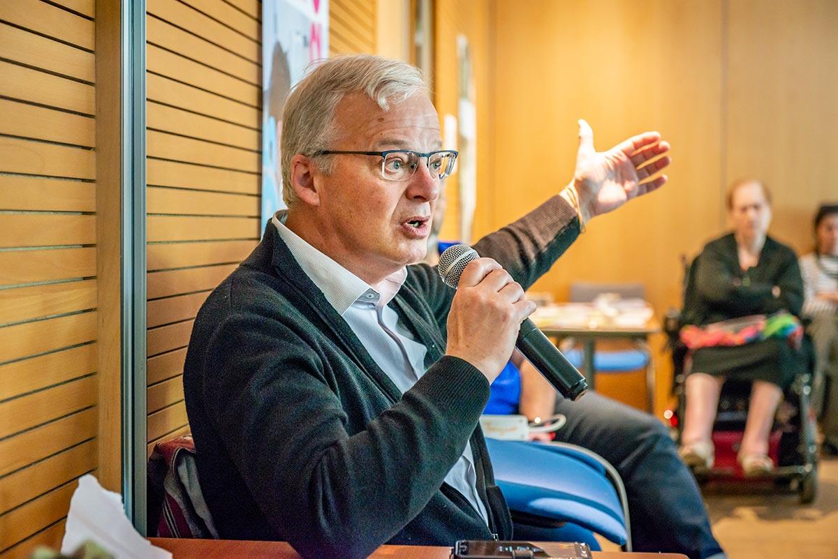 Philippe Vallet | Directeur Service Regional Aquitaine | GI LGMD | AFMTELETHON