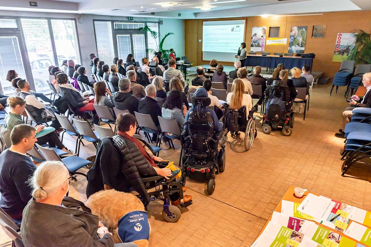 Rencontre patients LGMD en Aquitaine | GI LGMD | AFMTELETHON