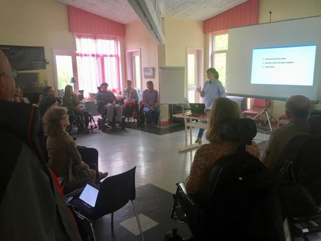 Journée d'informations sur les Myopathies des Ceintures en Bretagne | GI LGMD | AFMTELETHON