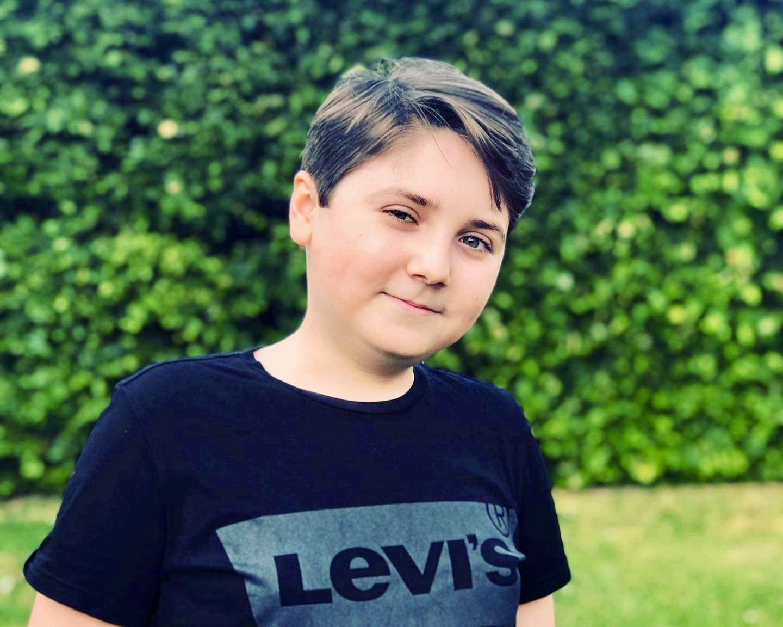 Le rêve de Pierre, 14 ans, atteint d'une LGMD2I