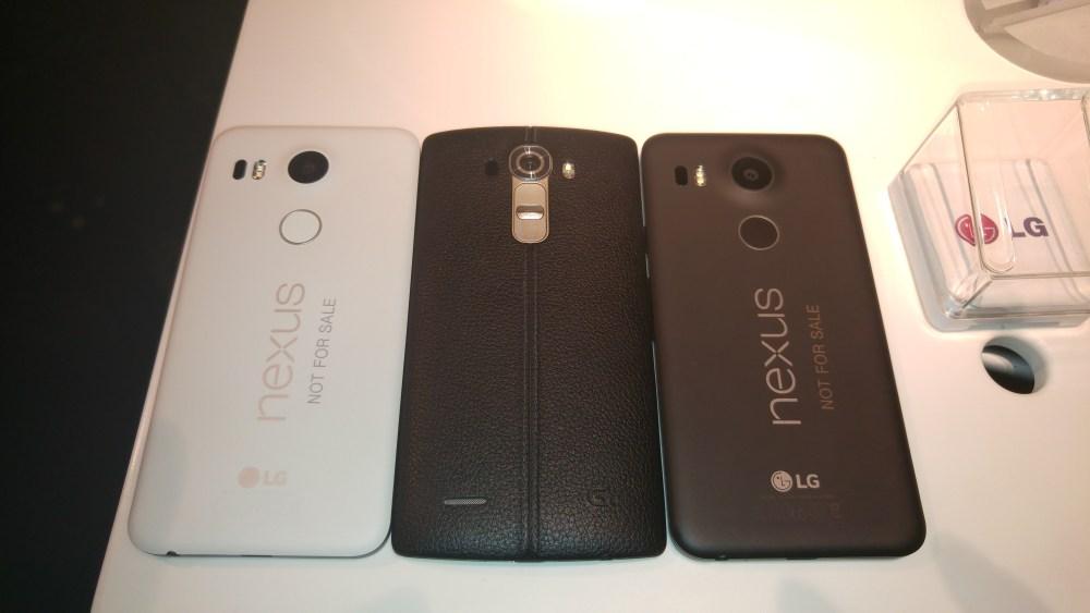 LG G4 vs Nexus 5X (En helg med Nexus 5X) (2/6)