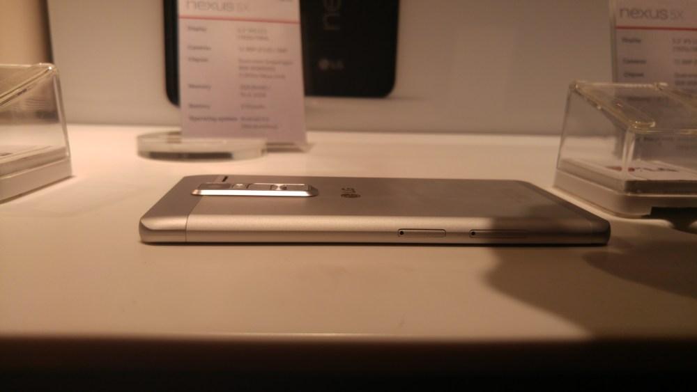 LG:s Q4 produktnyheter: LG Zero, LG Easy Smart och självklart Nexus 5X! (5/6)