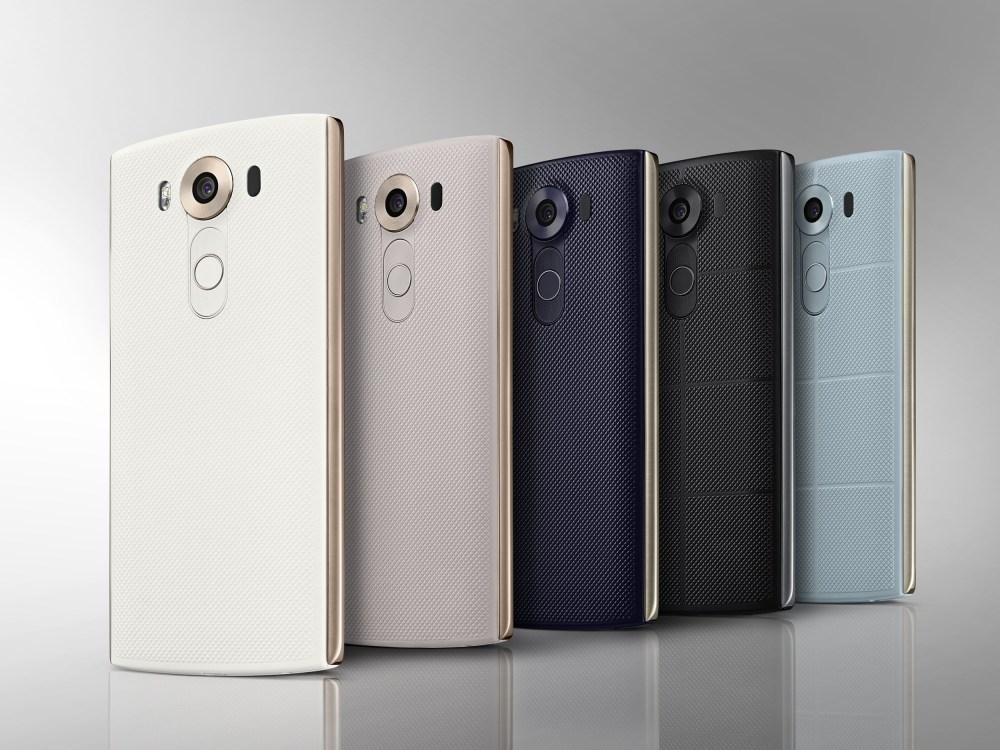 LG V10 släpps i Sverige i januari (1/3)