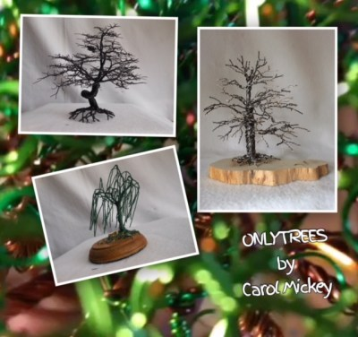 Wire Tree Sculpting Class: Wire Twisting 101