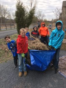 Spring Clean-up @ Lehigh Gap Nature Center
