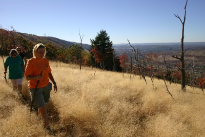 LGNC and Allentown Hiking Club Autumn Refuge Hike
