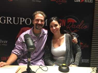 Gerardo Ramos y Lourdes Rosales