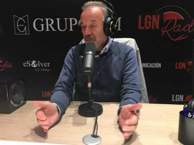 Lorenzo Chamorro García, jefe de servicio de psiquiatría en el José Germain