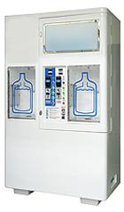 Dual Drinking Water Vending Machine