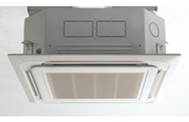 LG Ducteless Mini-Split Ceiling Cassette