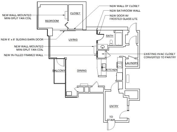 New Floor Plan DIY Remodel  Renovation LG Squared, Inc. Atlanta