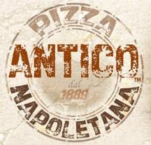 Antico Pizza Logo