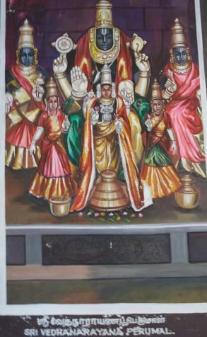 Sri Vedaranya Perumal