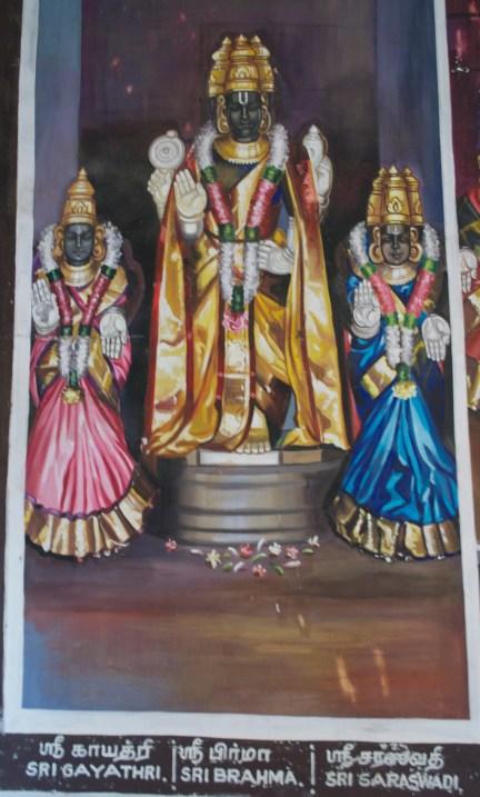 Sree Gayathri|Sree Brahma|Sree Saraswathi