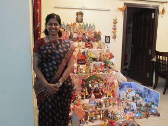 Moi with Golu 2010