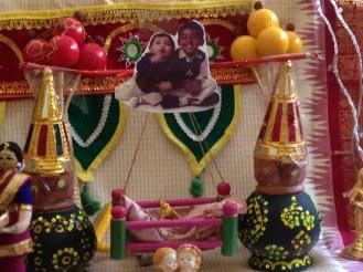Golu 2013 Step 7 - Our kids - theeratha vilaiyaatu pillai