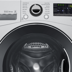 WM3488HS Control Panel Silver