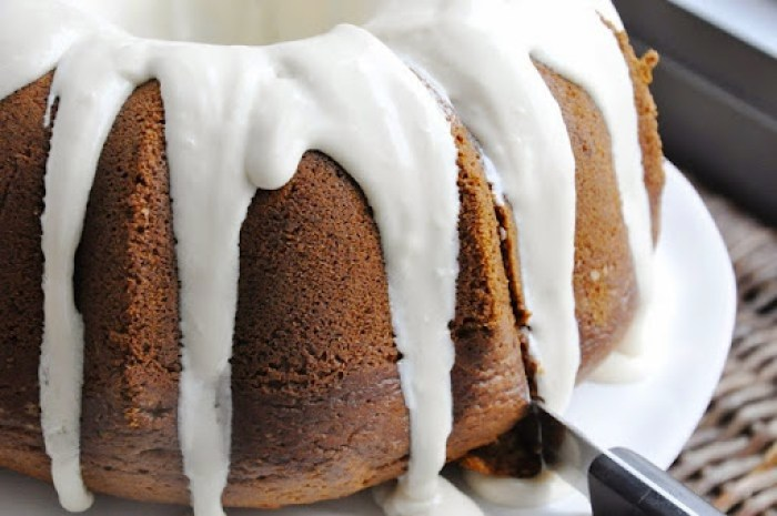 pumpkin bundt cake (6)