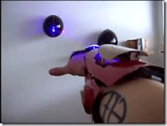 Fã criou uma luva do Homem de Ferro(Iron Man) com laser totalmente funcional [Vídeo]